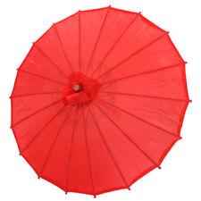 CINESE GIAPPONESE M colore PARASOLE Danza Nuziale Ragazza Ombrello da sposa FANTASIA PARTY