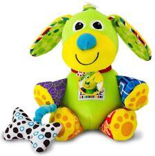 Lamaze PLAY & GROW PUPSQUEAK Baby Activity Development Rattle/Soft Toy BN