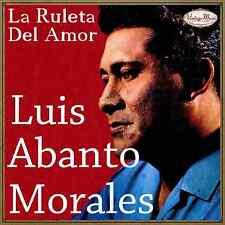 LUIS ABANTO MORALES iLatina CD #292 / La Ruleta Del Amor , Nada Me Importa ...