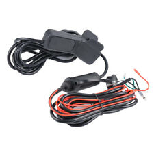 Practical 12V/24V Winch Control Switch Cable Kit For ATV SUV Modified Parts