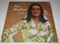 NANA MOUSKOURI SIGNED AT THE ALBERT HALL VINYL RECORD