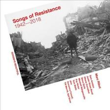 MARC RIBOT - SONGS OF RESISTANCE 1942-2018 * NEW CD