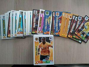 Panini Adrenalyn Premier League 2019/20 BUNDLE JOB LOT 200+ CARDS inc 80 foils