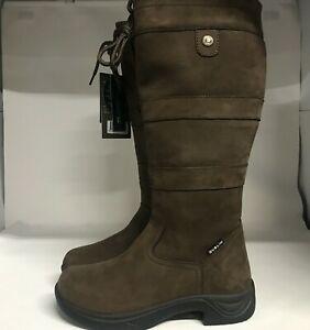 Dublin River Boots III Chocolate Women's Size 9