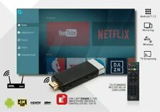 TELESystem TS UP 4K Stealth Smart Box Android Dongle Stick 4K Ultra HD
