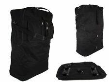 Extra Large Folding Travel Luggage Wheeled Trolley Wheels Holdall Duffle Bag