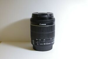 Canon EF-S 18-55mm f/3.5-5.6 IS STM Lens (READ DESCRIPTION) - EXPRESS SHIPPING