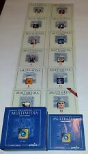 Enciclopedia multimedia Planeta de Agostini 12 CD ROM