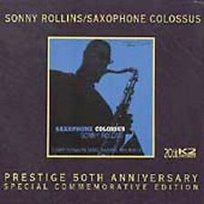 Saxophone Colossus, Rollins, Sonny Original recording reissued