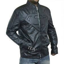 STOCK CLEARANCE 70% OFF, Superman Smallville Man of Steel Jacket 'S' FAUX , 5XL