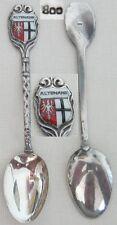 alter Kaffee/Andenken-Löffel 800 Silber Altenahr