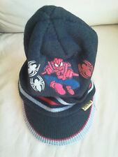 spiderman MARVEL bonnet casquette(comme neuve)