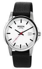 BOCCIA Herren-Armbanduhr 604-18