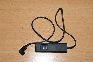 Minolta RC-1000S Remote Shutter Release Very Good Condition No. 2
