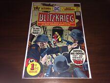 Blitzkrieg #1 (Jan-Feb 1976, DC) Fine-