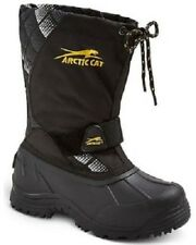 Arctic Cat Child Boys Snowshower Winter Boots US Size 12 EUR Size 30
