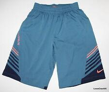 Nike Hyperelite Dri-Fit Men's Basketball Shorts M Blue 618323-427 NWT MSRP $60