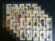 Pre - 2nd World War Motor Cars/Bikes Collectable Tea Cards