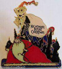 Disney Nightmare Before Christmas Glow in Dark Jack Skellington Pin **