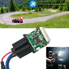 Car Tracking Relay GPS GSM Tracker Phone APP Anti-theft Cut off Fuel Pump Kill