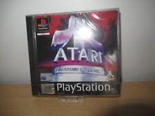 NEW & SEALED ATARI ANNIVERSARY PLAYSTATION 1 PS1 pal version