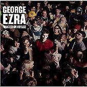 GEORGE EZRA - WANTED ON VOYAGE - CD ALBUM - BUDAPEST / BLAME IT ON ME +