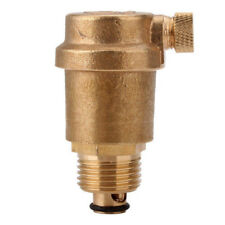 "1/2"" Brass Automatic Air Vent valve for Solar Water Heater Pressure Relief tool"