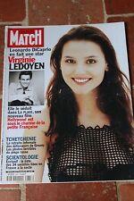 paris match 2647 du 17 fevrier 2000 ledoyen dicaprio angelina jolie branson