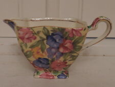 Vintage Royal Winton Chintz Sweet Pea Creamer/Pitcher