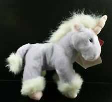 Very Cute Russ Berrie  Plush Collectable Toy ~ Lilac Unicorn