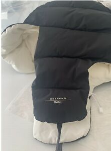MAX MARA - Technical Satin Hat With Logo Size 57- NEW!