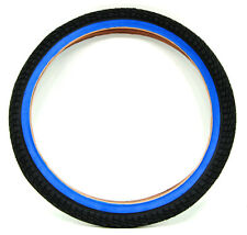 "Kenda Kontact Bicycle Tire 20"" x 1.95"" Blue 20x1.95"