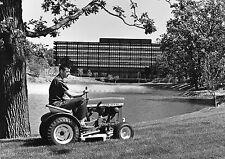 1963 John Deere 110 turf anniversary Manufactures 8 x 10 Photograph