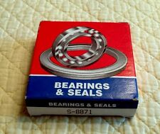 Federal Mogul Bearing Seal New In Box S-8871 Ford Chevy Mopar NOS Axle Wheel 2