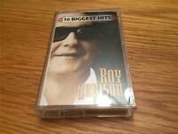 "Roy Orbison ""16 Biggest Hits"" Cassette Tape"