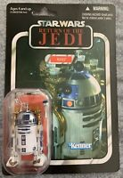 STAR WARS R2-D2 ROTJ VC25 Vintage Collection Punched  MOC Hasbro C8.5+