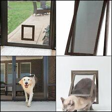 PetSafe Pet Screen Door - Dog and Cat Door for Screen Door, Window and Porch Use