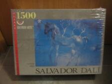 PUZZLE RICORDI ARTE 1500 SALVADOR DALI -  EL UNICORNIO ALEGRE -