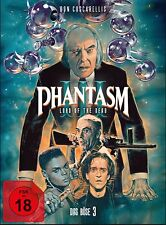 Mediabook Phantasm III 3 Uncut Evil Lord of the Dead Blu-ray DVD Limited NEW