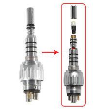 Turbina dentale 6 Hole Pin attacco rapido for KAVO fibra ottica manipolo LED