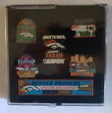 Denver Broncos Back to Back Super Bowl Champions 1988&1989