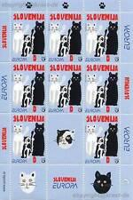 EUROPA CEPT 2006 INTEGRATION - SLOWENIEN 587 KLEINBOGEN **
