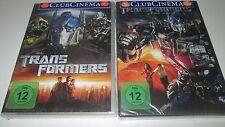 DVD - Transformers 1 & 2 (NEU) (2-DVD`s) / #10116