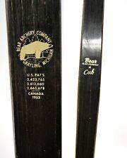 "Vintage 1953 Bear Archery Glass Powered Cub Recurve Bow 62"" 47# Ambidextrous"