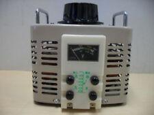 1KVA contact voltage regulator, power transformer Va