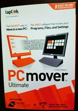 Laplink - PCmover Ultimate - Compatible with Microsoft Windows-10,8,7,Vista,XP
