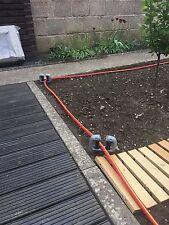 Schlauchführung Gartenschlauchführung Gartenschlauchhalter Kabelführung Schlauch