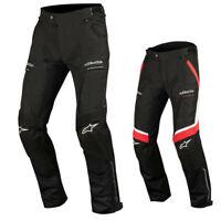 Pantalone Moto Alpinestars RamJet protezioni traspirante regolabile