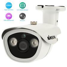 "KKMOON CCTV 1/3"" Security AHD 2.0MP 1080P IR-Cut Camera In/Outdoor CMOS NTSC"