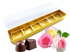 Chocolats Boîte Vide pour Chocolats à Faire Vous-Même 6 Truffe Emballage